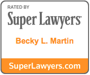 Becky Martin - MN Super Lawyer